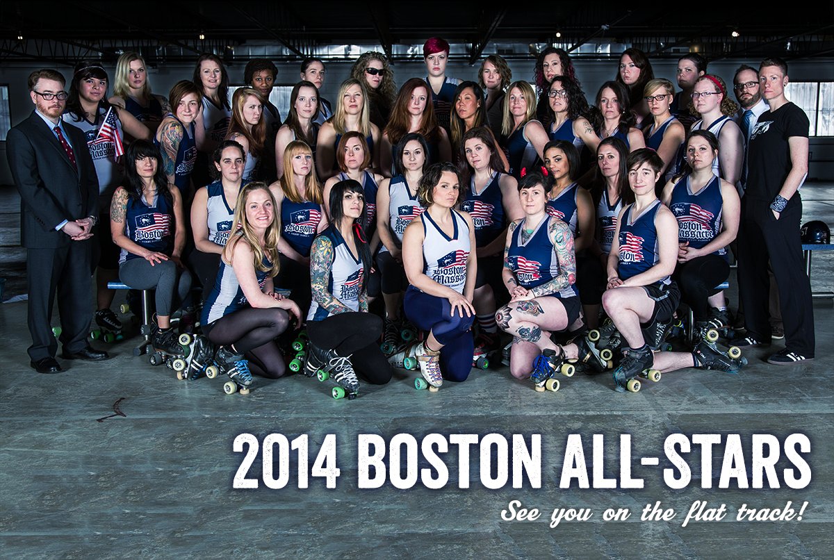 2014 Boston All-Stars (photo by David Morris)