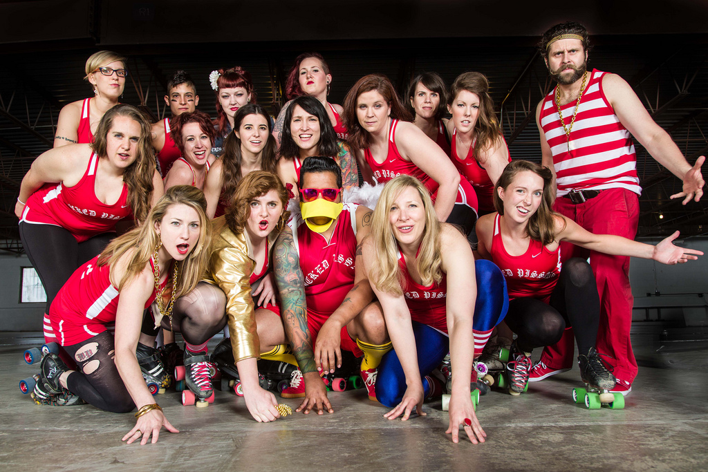 2013 Wicked Pissahs - Photo by David Morris)