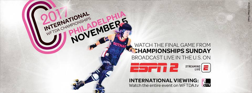 WFTDA Champs Watch Party